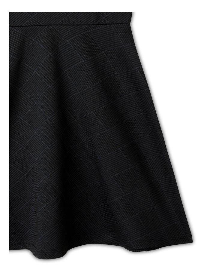 Double Knit Skater Dress image 4