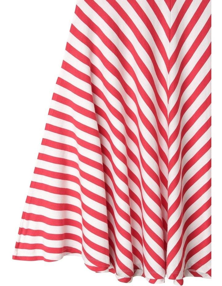 High-Neck Swing Dress image 3