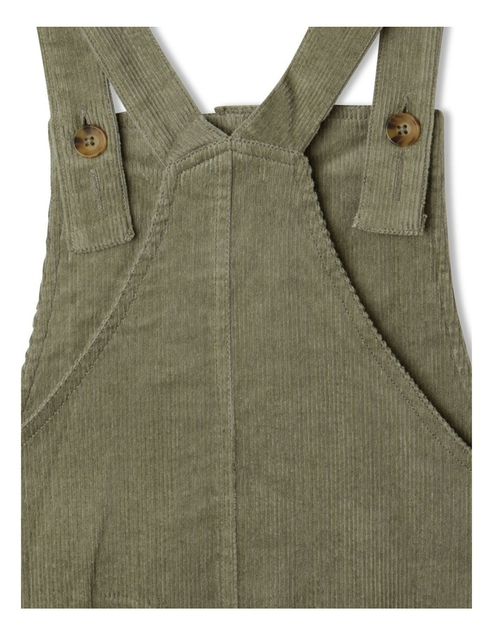 Button Front Corduroy Pinafore image 5