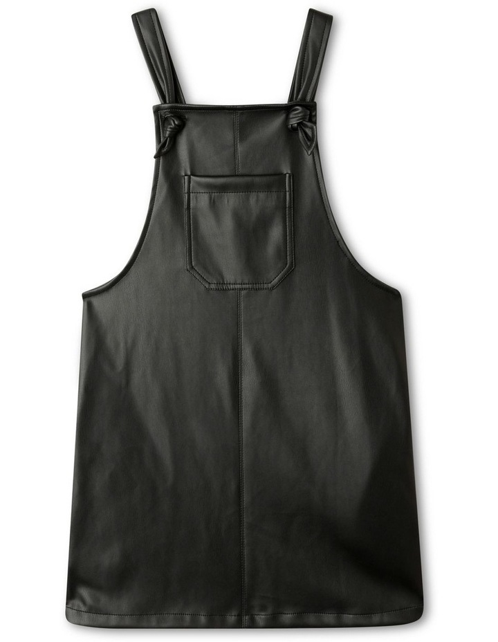 Sleeveless Pinafore with Knot Detail image 1