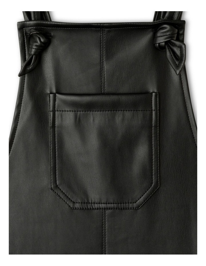Sleeveless Pinafore with Knot Detail image 2