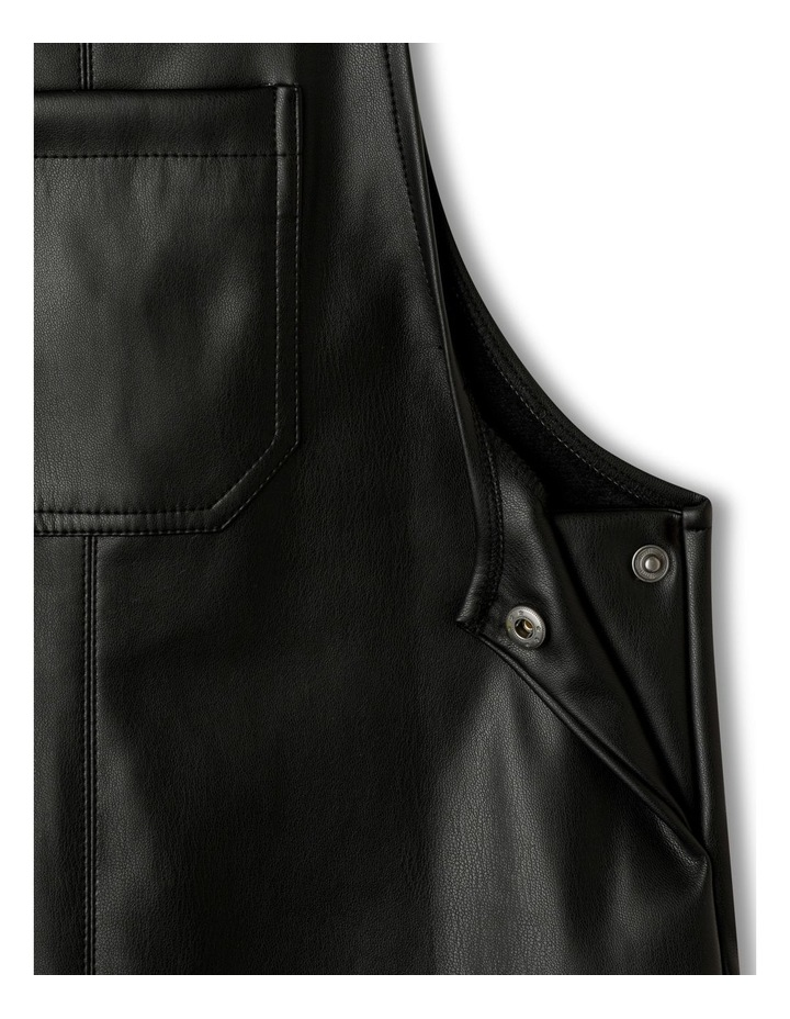 Sleeveless Pinafore with Knot Detail image 3