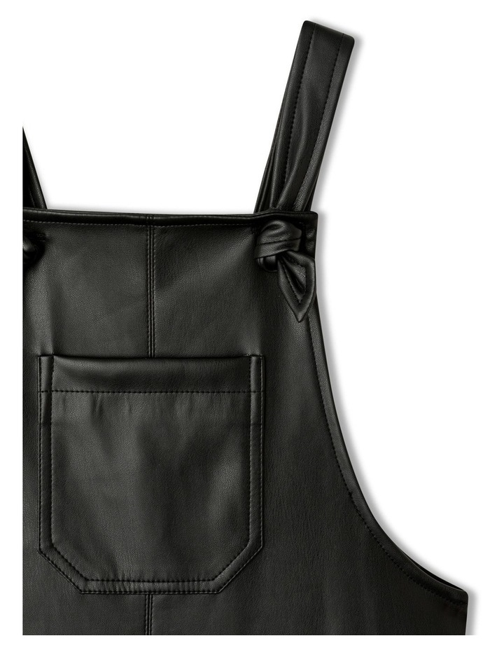 Sleeveless Pinafore with Knot Detail image 4