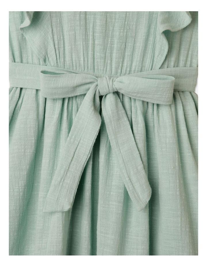 Woven Princess Frill Dress image 2