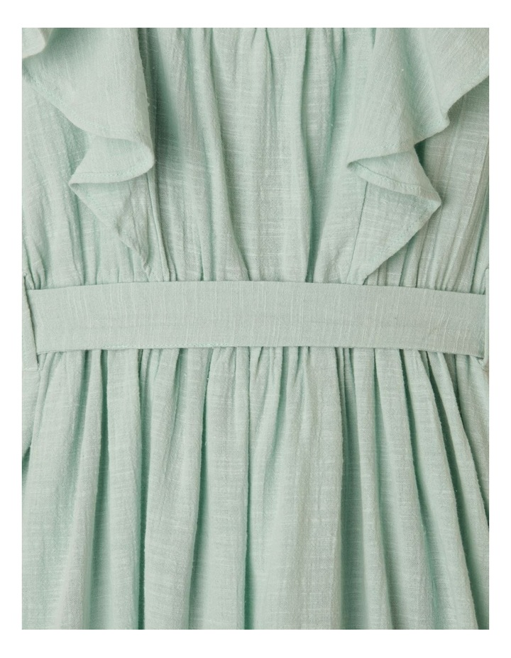 Woven Princess Frill Dress image 5