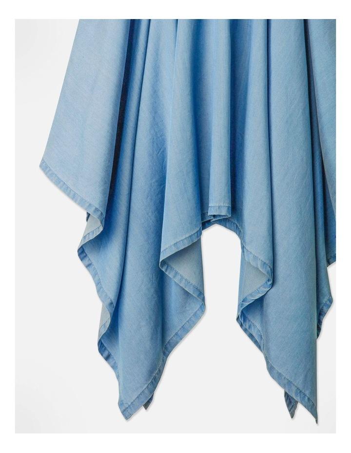 Tencel Hanky Hem Dress image 3
