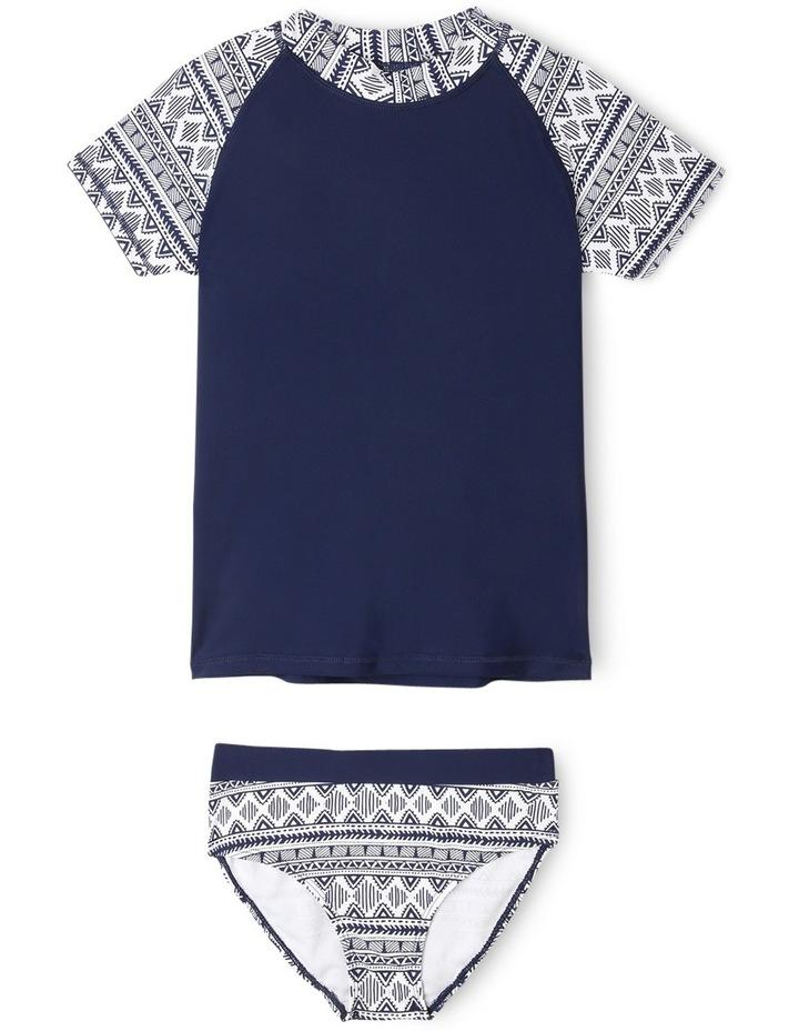 Short Sleeve Rash Vest Set image 1