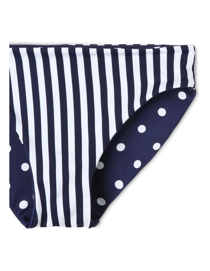 Reversible Halter Tie Front Bikini image 7