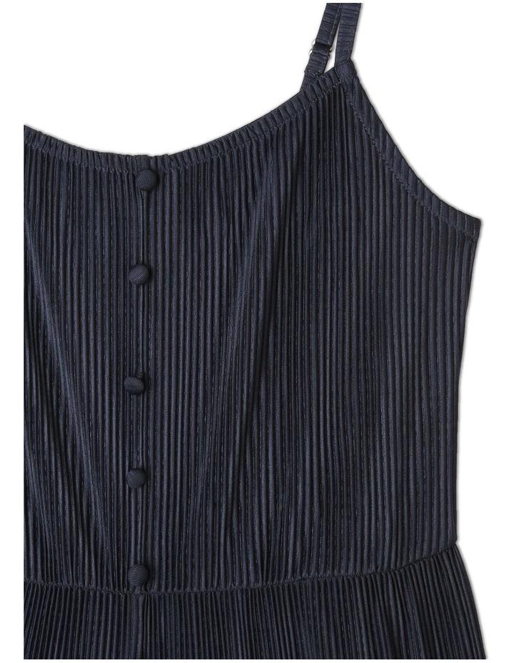Crinkle Knit Jumpsuit image 2