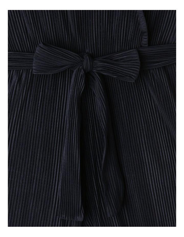 Crinkle Knit Wrap Playsuit image 2
