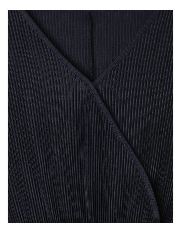 Crinkle Knit Wrap Playsuit image 3