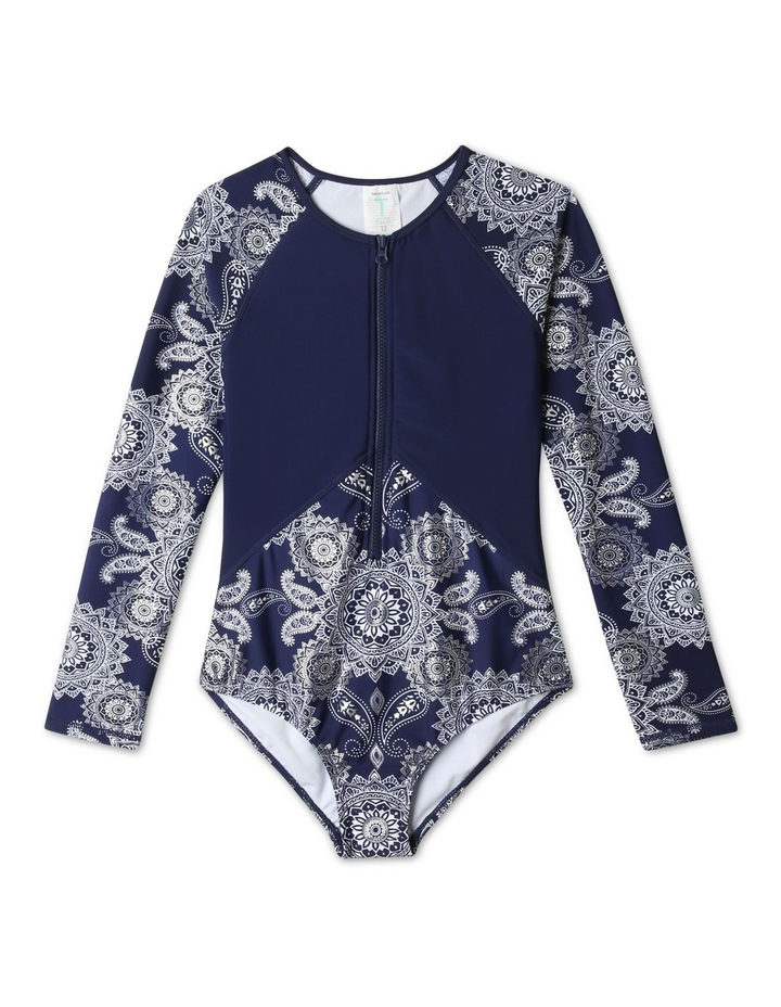 Chlorine Resistant One Piece Swimsuit image 1