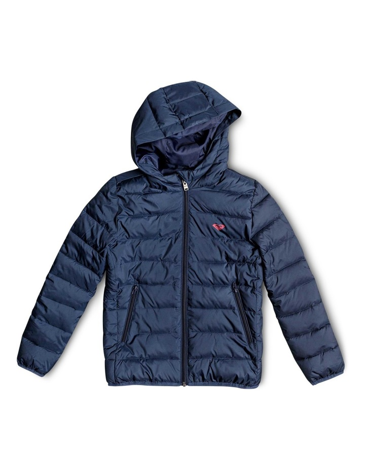 Question Reason - Hooded Puffer Jacket image 1