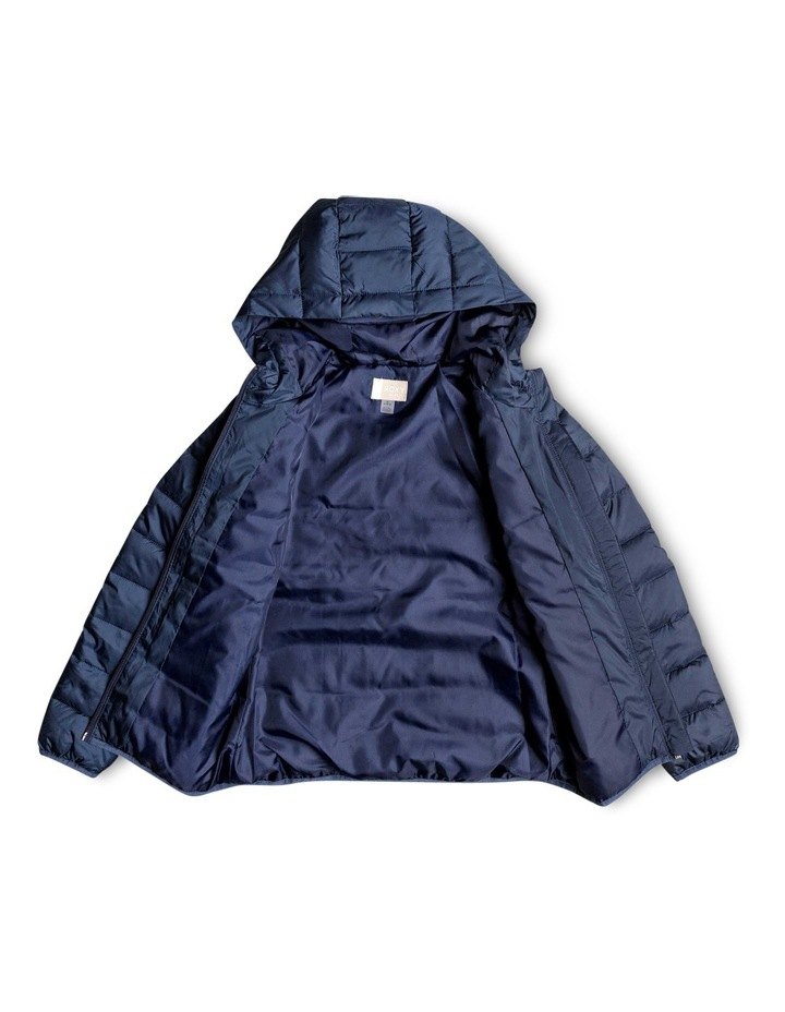 Question Reason - Hooded Puffer Jacket image 2