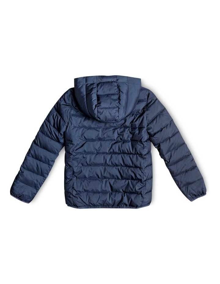 Question Reason - Hooded Puffer Jacket image 3