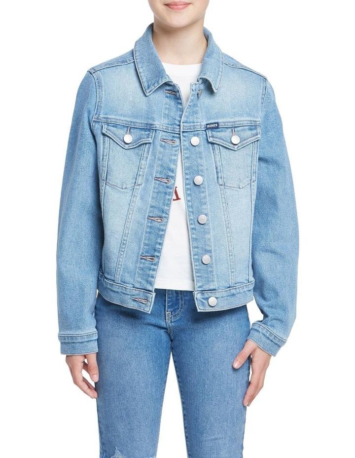 Girls Denim Jacket image 1