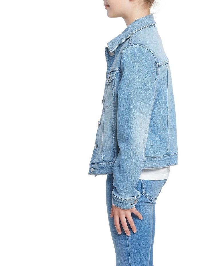 Girls Denim Jacket image 2