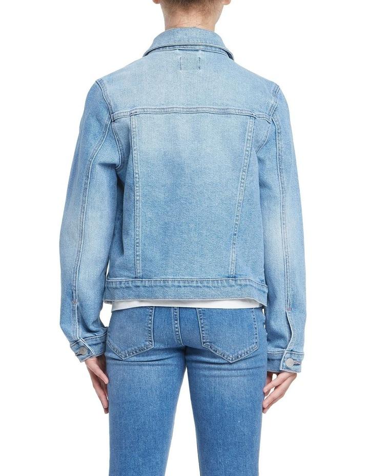 Girls Denim Jacket image 3