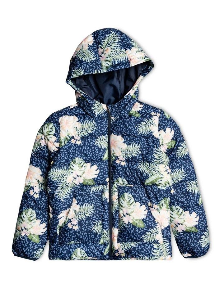 Glitter Shell - Puffer Jacket For Girls 4-16 image 1