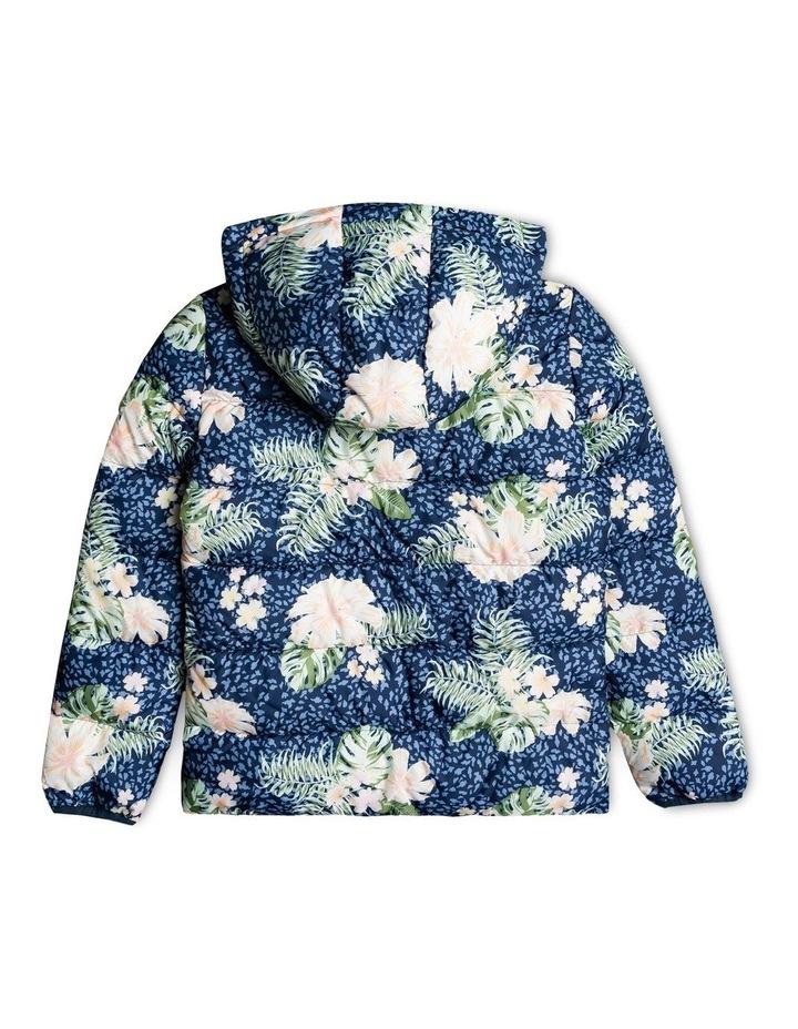 Glitter Shell - Puffer Jacket For Girls 4-16 image 2