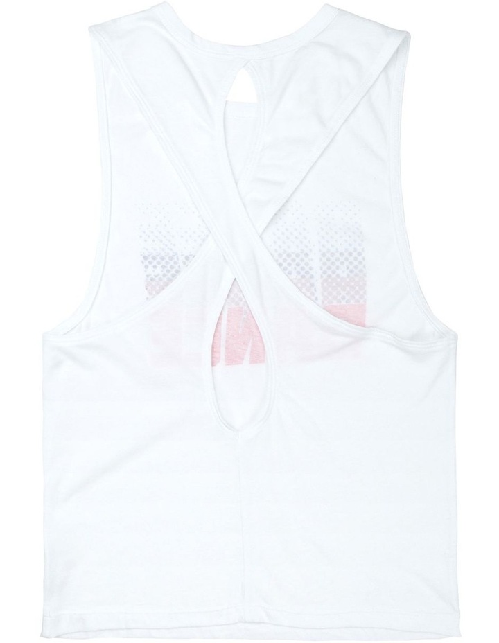 Cross Back Muscle Tank image 2