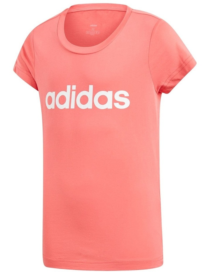 Young Girls Essential Linear Tee image 1