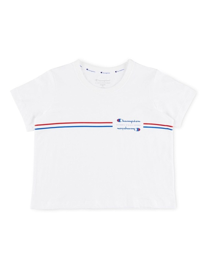 Sporty Short Sleeve Tee image 1