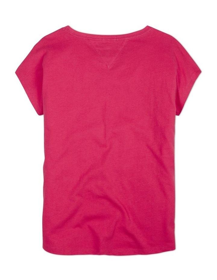 Organic Cotton Foil Logo T-Shirt image 2