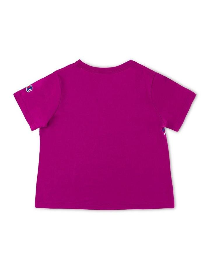 Sporty Short Sleeve Tee image 2