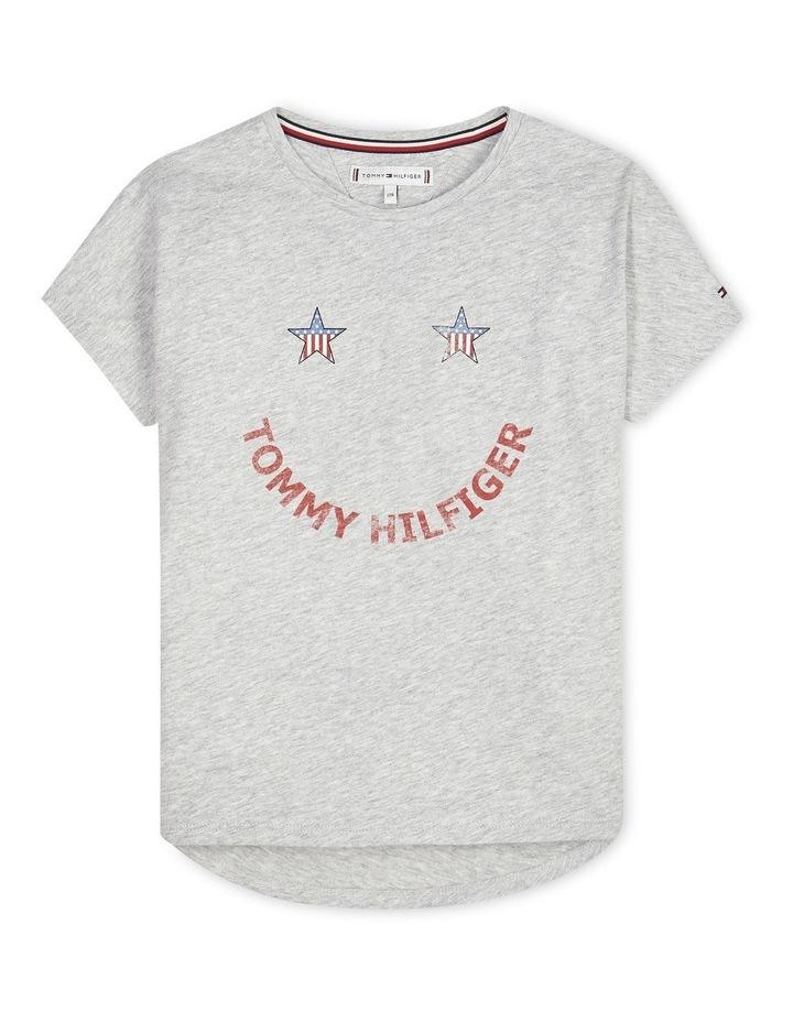 Iconic Americana Logo T-Shirt image 1
