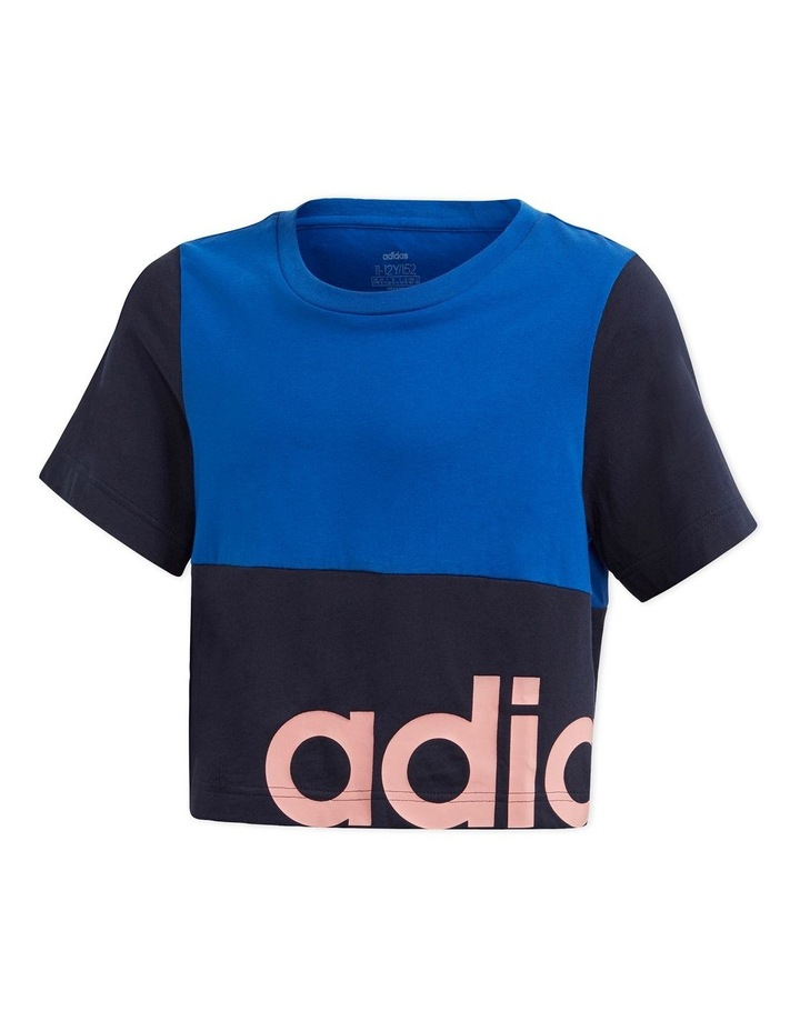 Young Girls Linear Colorblock T-Shirt image 2