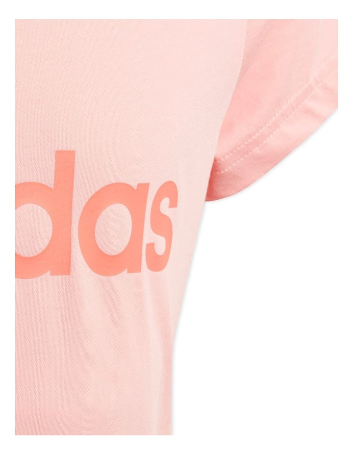 Essentials Linear Tee image 4