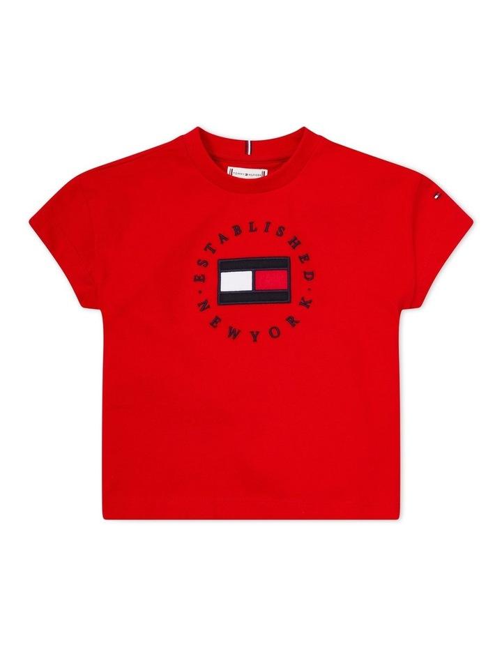 Heritage Logo Pure Cotton T-Shirt image 1