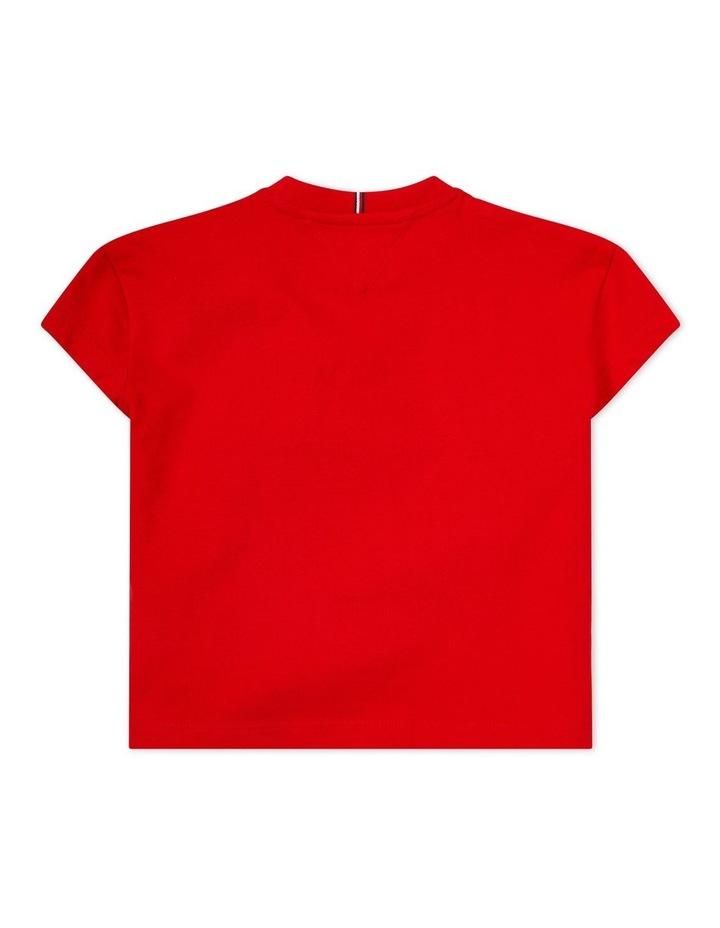 Heritage Logo Pure Cotton T-Shirt image 2