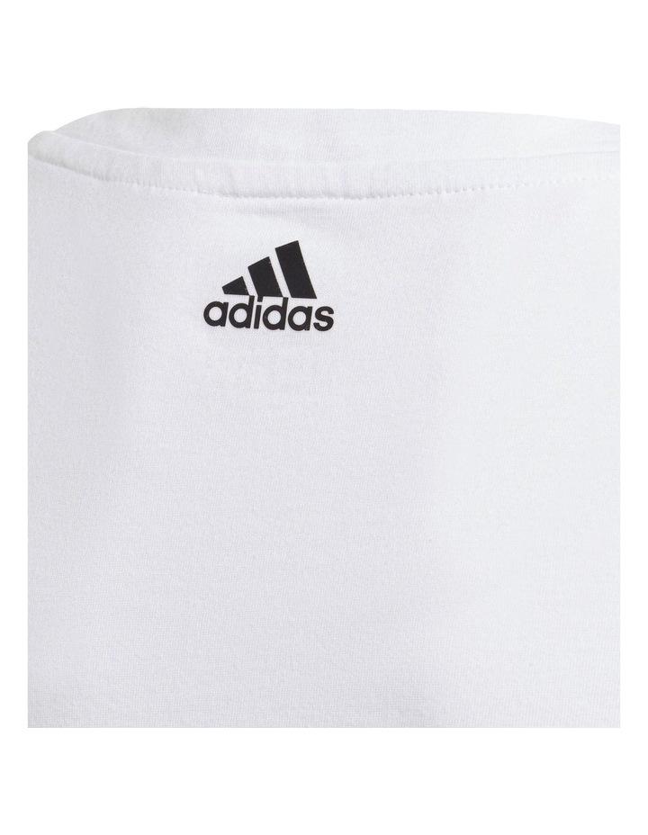 Adidas Girls Essentials Logo Tee image 3