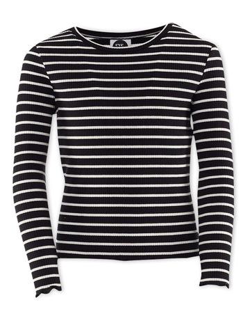 Black & White Stripe colour