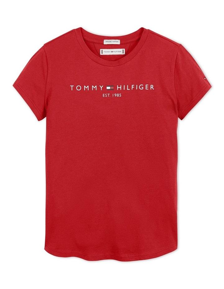 Essential Organic Logo T-Shirt image 1