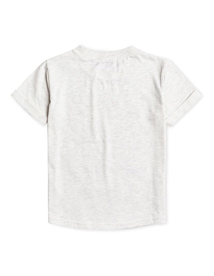 Surfing In Rhythm T-Shirt White image 2