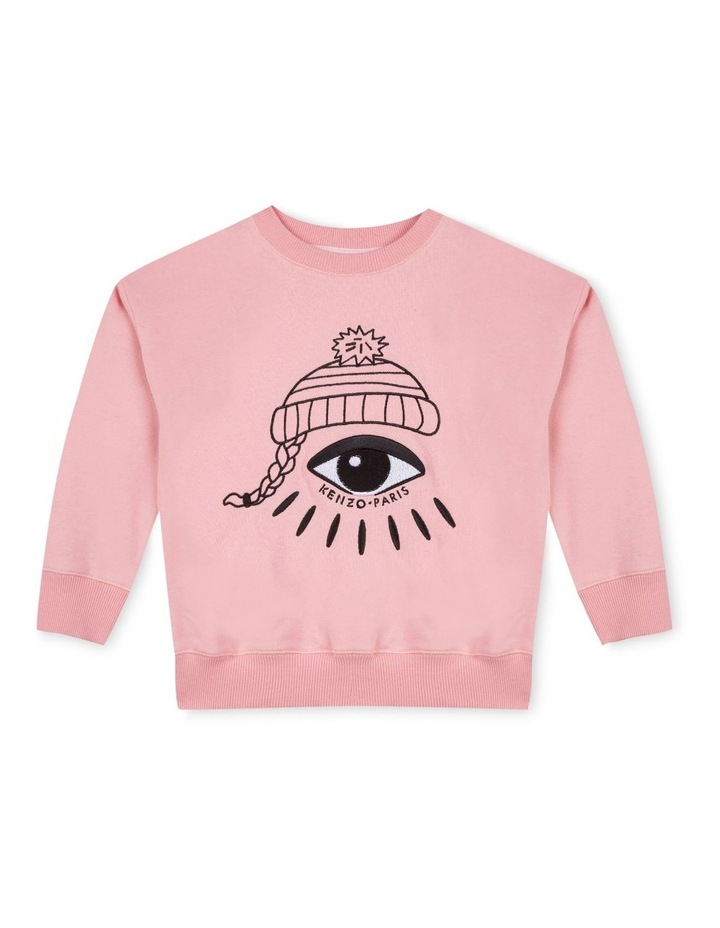 Girls Crew Neck Sweat - Edana image 1