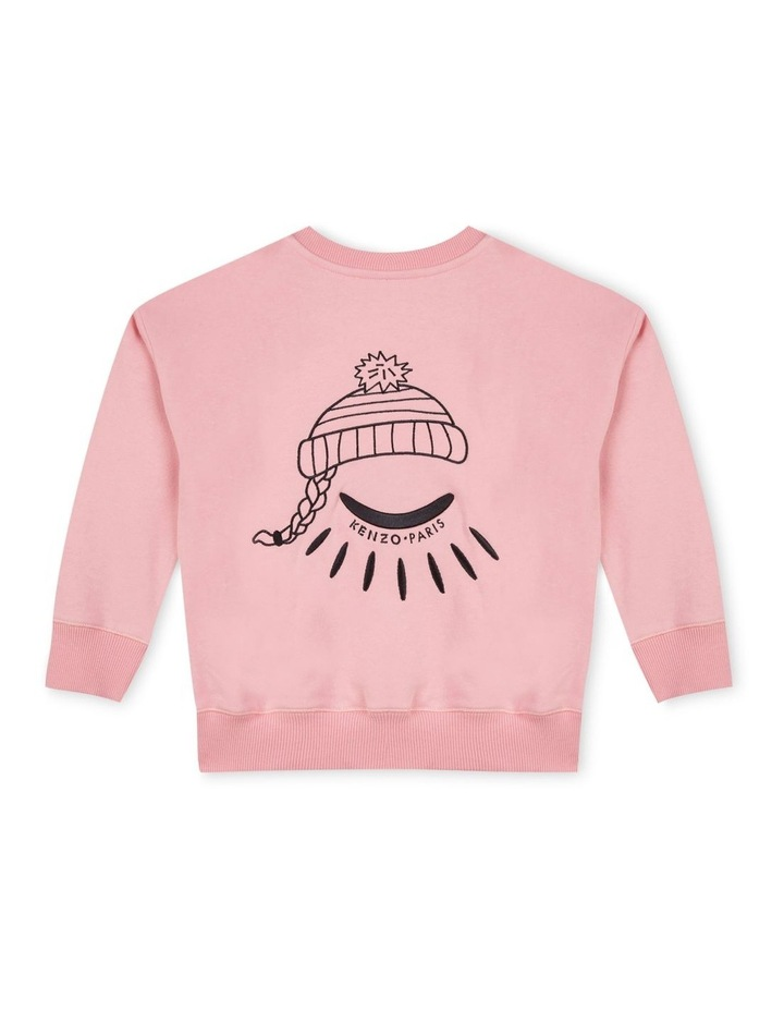Girls Crew Neck Sweat - Edana image 2