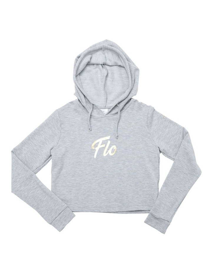 Boxy Cropped Hoodie image 1