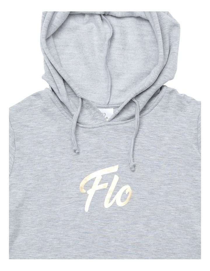 Boxy Cropped Hoodie image 2