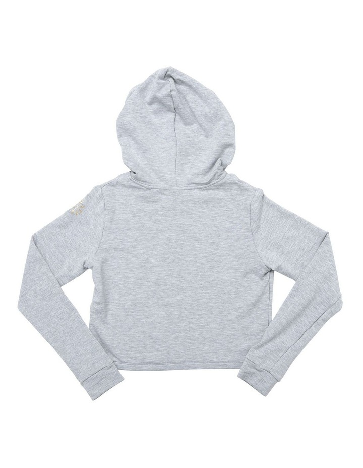 Boxy Cropped Hoodie image 3