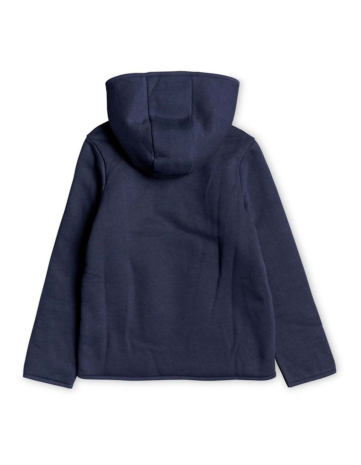 Chill Rock - Sherpa-Lined Zip-Up Hoodie image 3