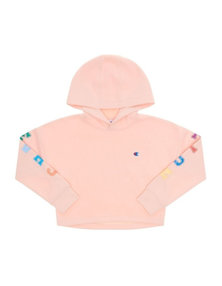 CHAMPION SPORTY CROP HOODIE image 1