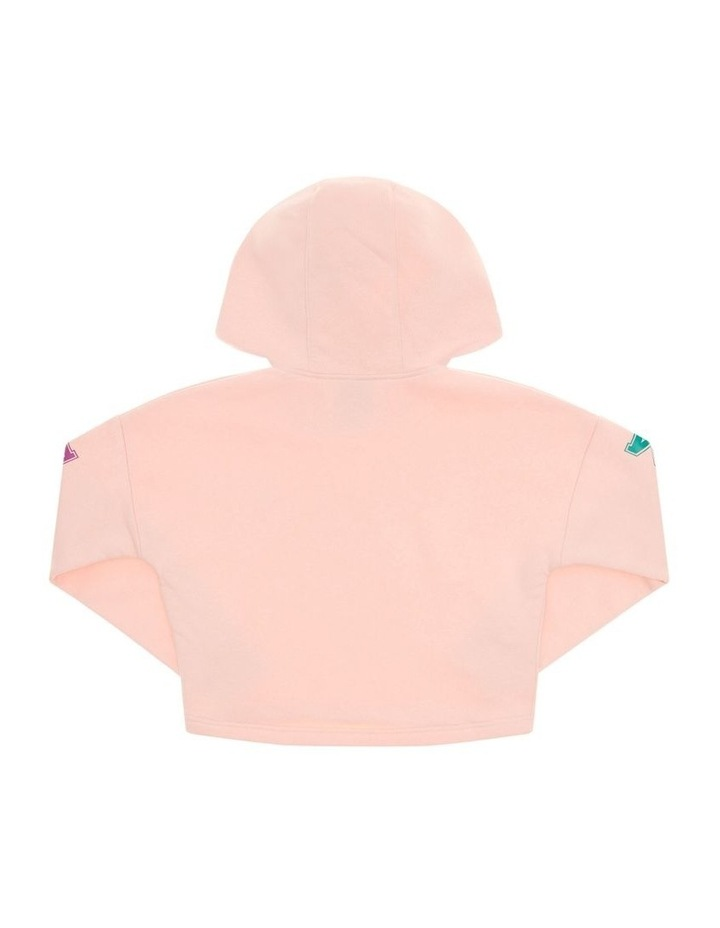 CHAMPION SPORTY CROP HOODIE image 2