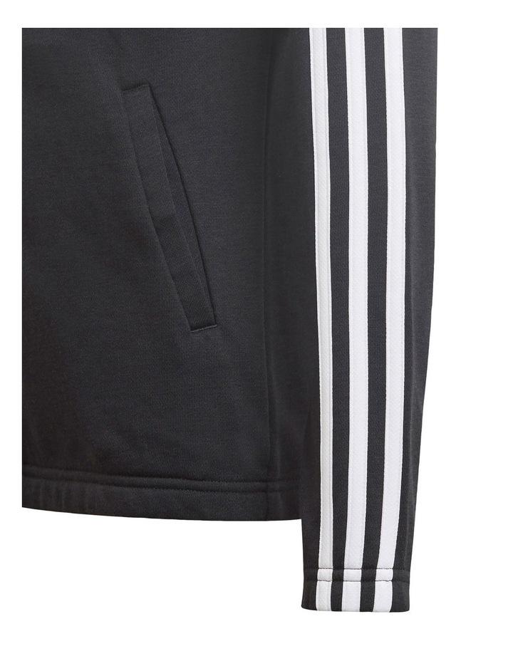 Girls Essentials 3 Stripes Hoodie image 4