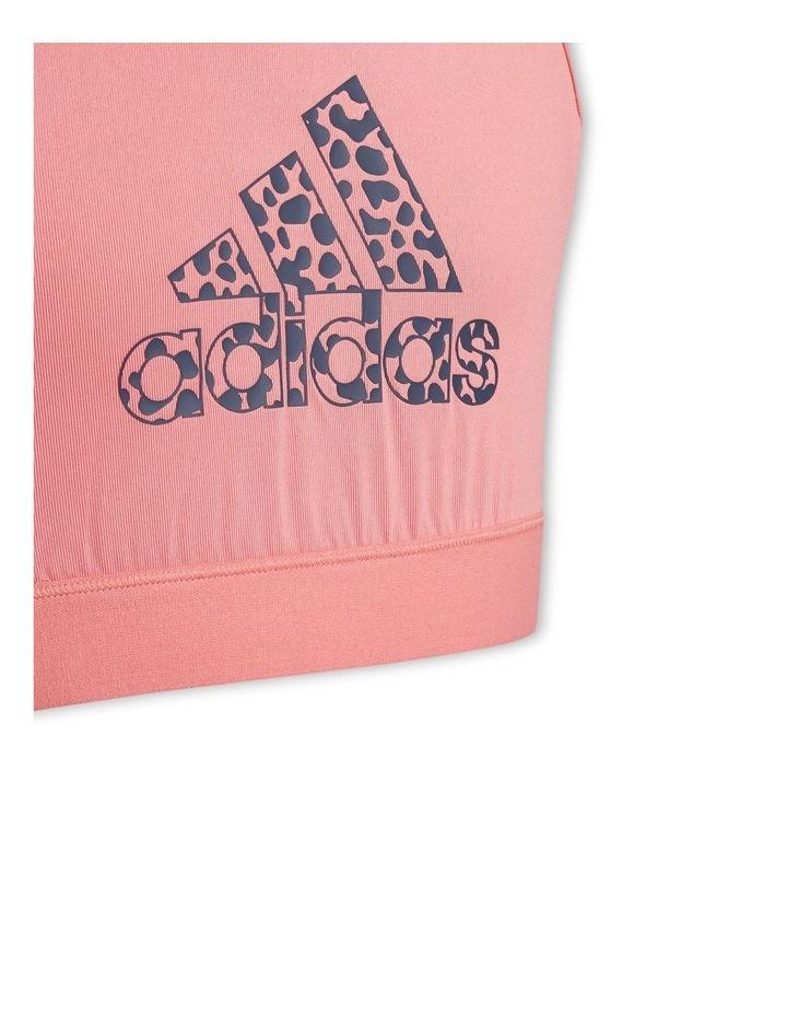 Girls D2M Pink/Navy Leo Bra Top image 4