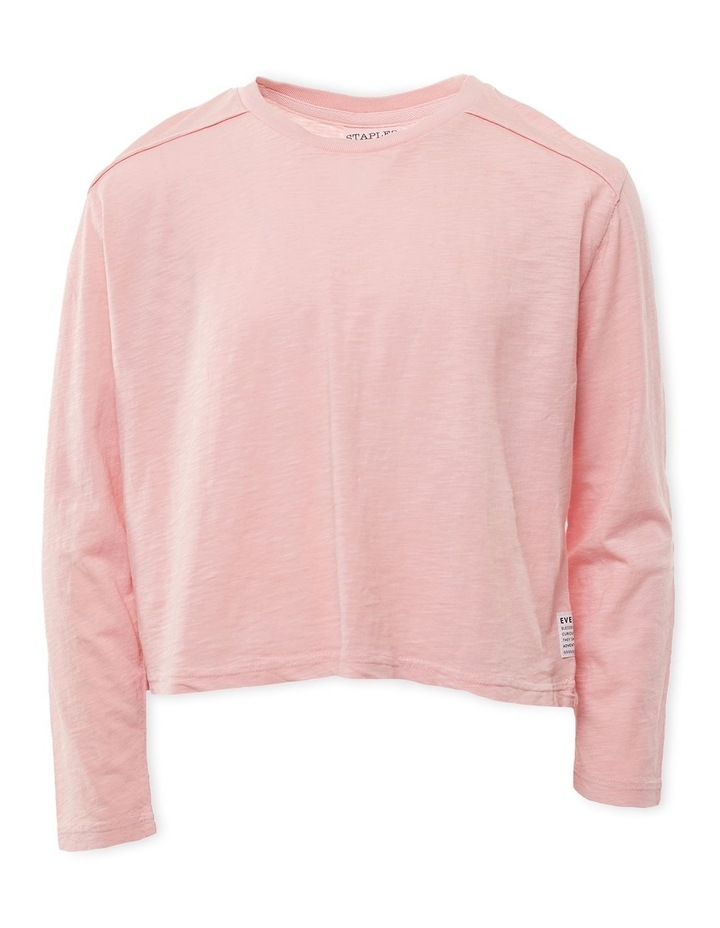 Exposed Long Sleeve Tee image 1