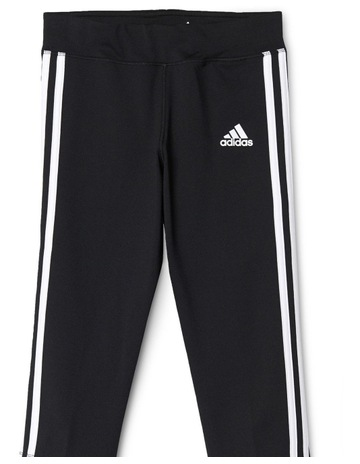 bcd1c6ce Adidas Young Girls GU 3/4 Tight Leggings
